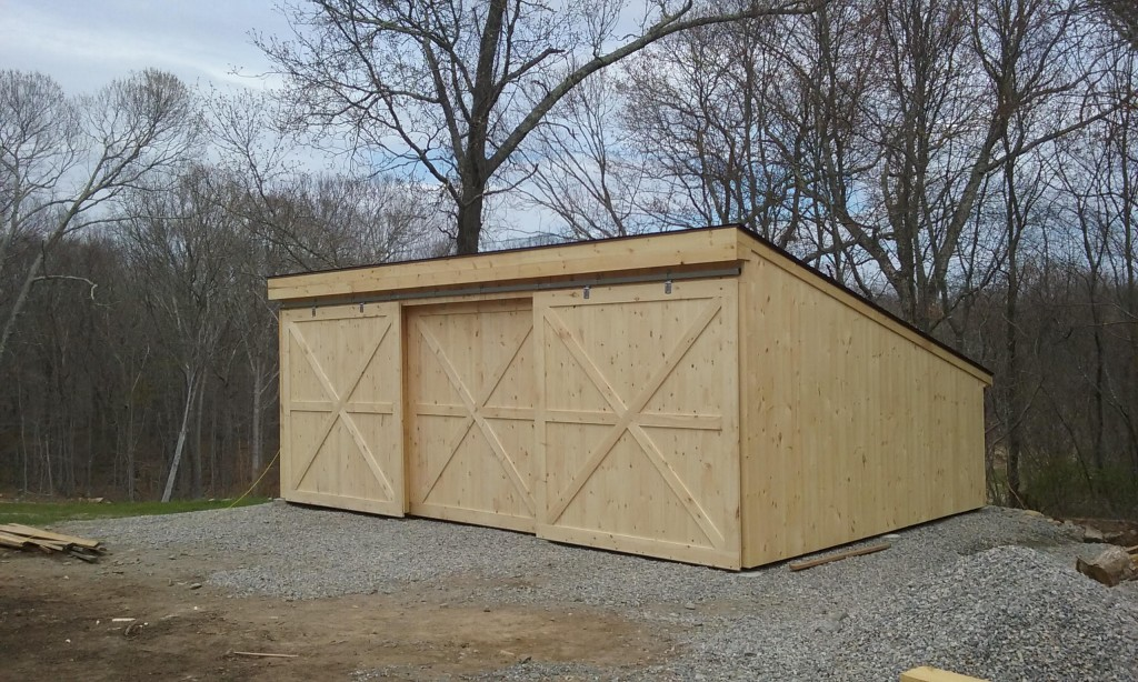 How To Construct A Post And Beam Shed Post Amp Beam Homes Inc